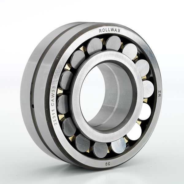 Image of a spherical roller bearing